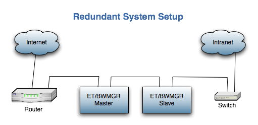benefits of a good redundancy process Advantages and disadvantages of redundancy the more common approach to providing a highly available directory service is to use redundant server components and replication.